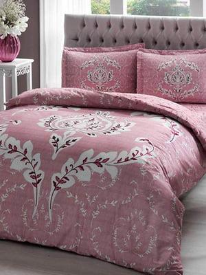 Комплект постельного белья двуспальный (евро) | 4685128