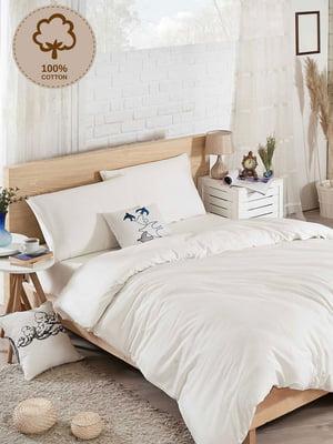 Комплект постельного белья двуспальный (евро) | 4827977