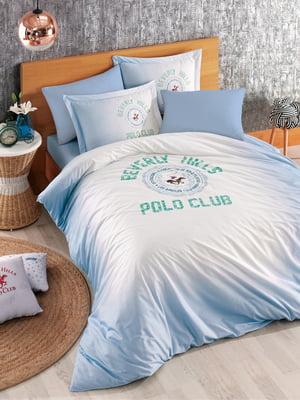 Комплект постельного белья двуспальный (евро) | 4842656