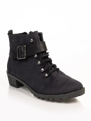 Ботинки черные | 4780562