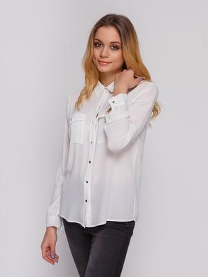 Блуза белая | 2772435