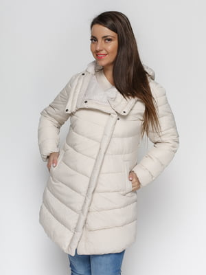 Куртка бежевая | 4840125