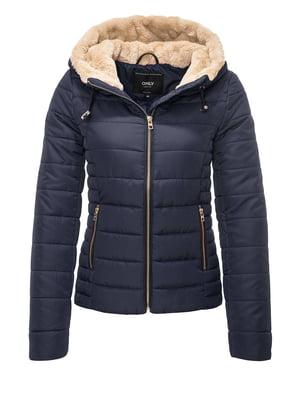 Куртка темно-синяя | 4854404