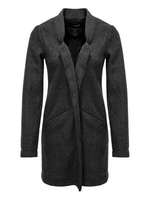 Пальто черное | 4854433