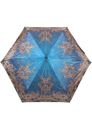 Зонт компактный механический | 4854506