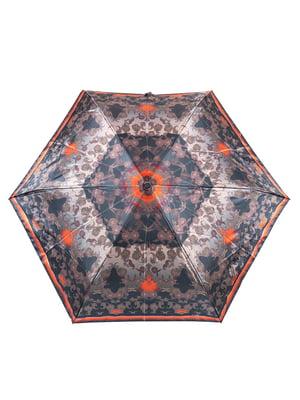 Зонт компактный механический | 4854508