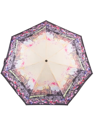 Зонт компактный автомат | 4854519