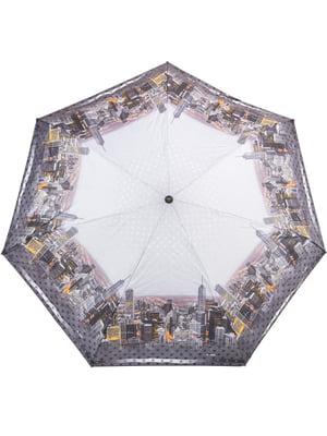 Зонт компактный автомат | 4854521