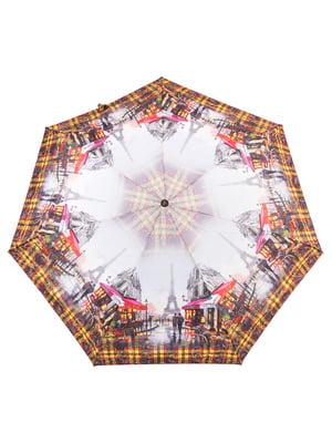 Зонт компактный автомат | 4854524