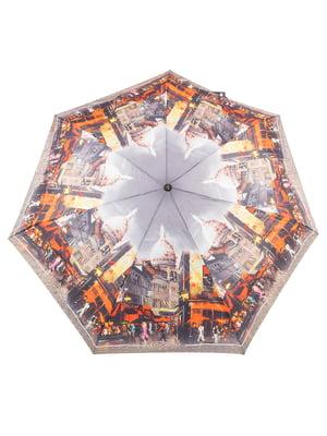 Зонт компактный автомат | 4854525