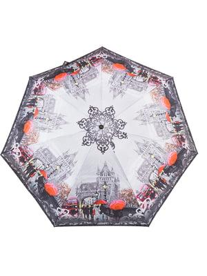 Зонт компактный автомат | 4854527