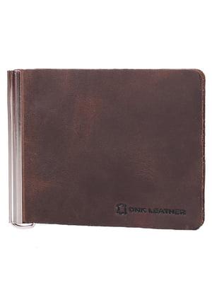 Гаманець коричневий | 4854557