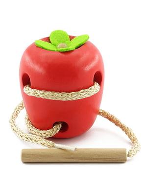 Шнурівка «Яблуко» | 4855641