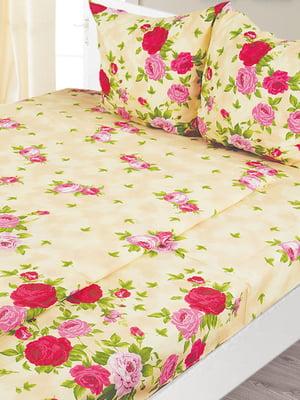 Комплект постельного белья полуторный | 4855656