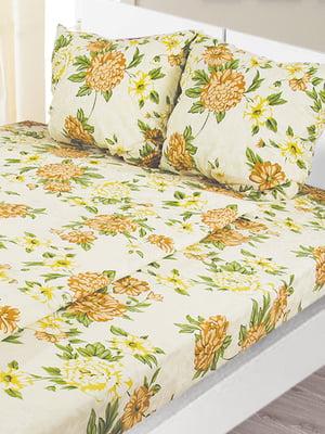 Комплект постельного белья двуспальный | 4855662