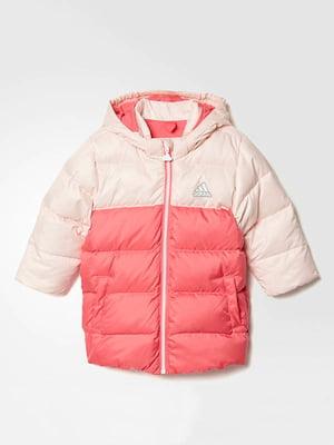 Куртка розовая | 4171160