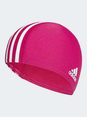 Шапочка для плавания розовая | 4569117