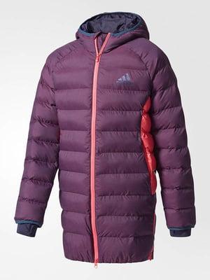 Куртка фиолетовая | 4611279