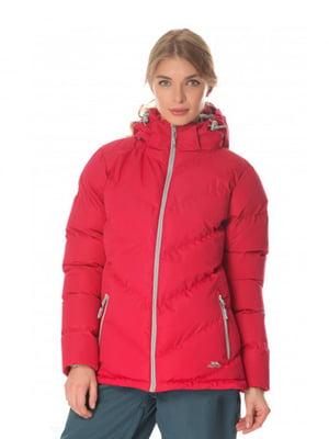 Куртка червона | 3608413