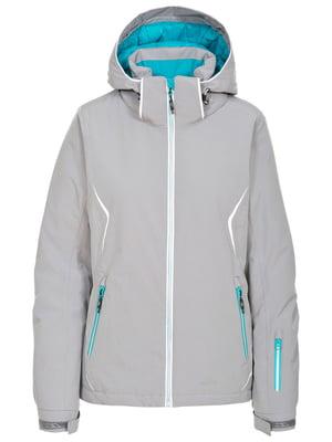 Куртка сіра | 3785098