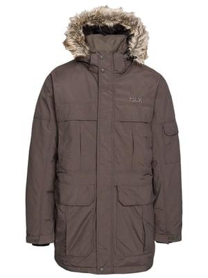 Куртка цвета хаки   4067925