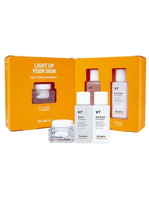 Набір для догляду за шкірою відбілювальний | 4855945