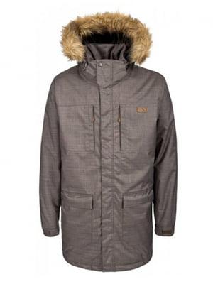 Куртка коричневая   3608435