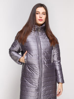 Пальто сіре | 4836804