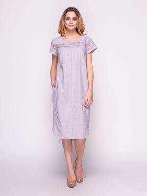 Сукня сіра   4855820