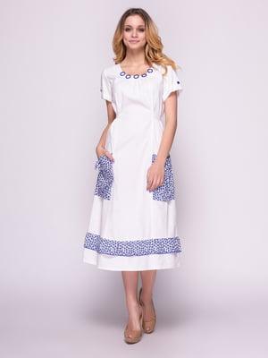 Платье белое | 4855846