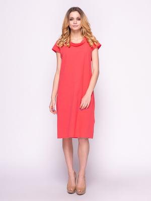 Сукня коралова | 4855860