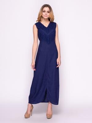 Сукня синя | 4855826