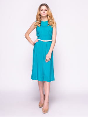 Сукня блакитна | 4855849