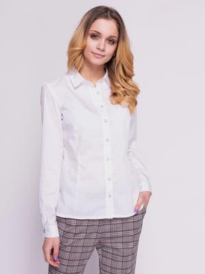 Рубашка белая | 4855840