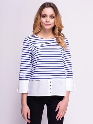 Блуза в полоску | 4855822