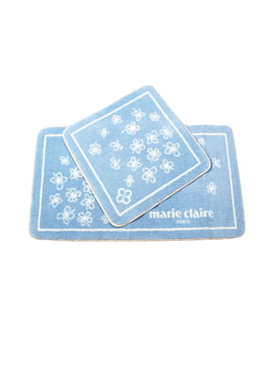 Набор ковриков для ванной (2 шт.)   2424147
