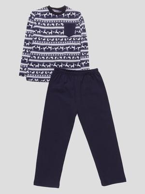 Піжама: джемпер і штани | 4856871