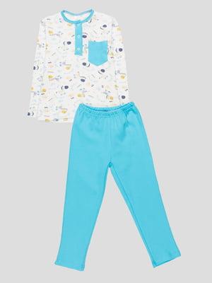 Піжама: джемпер і штани | 4856873