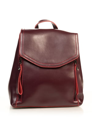 Рюкзак бордовый   4857248