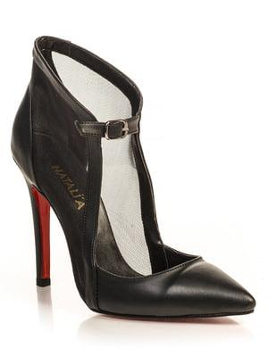 Туфлі чорні | 4715884