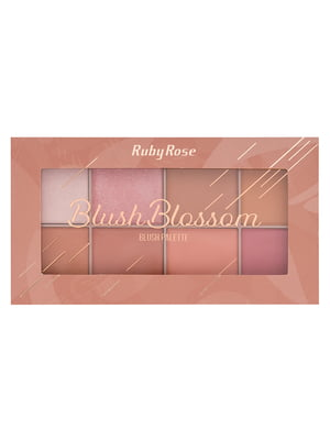 Рум'яна для обличчя Blush Blossom (24 г) | 4859176