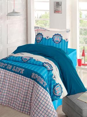 Комплект постельного белья подростковый | 4857789