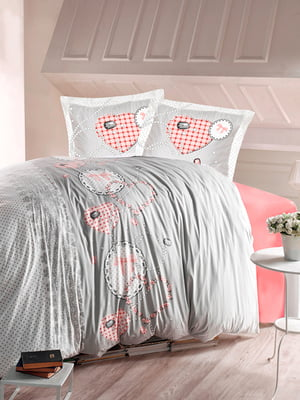 Комплект постельного белья подростковый | 4857791