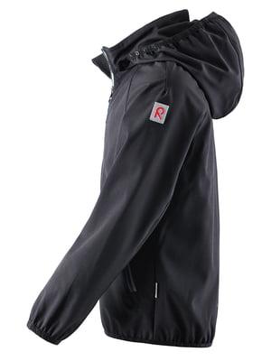 Куртка чорна | 4856430