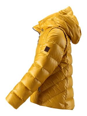 Куртка-жилет жовта | 4856457