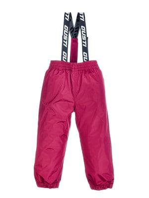 Півкомбінезон рожевий | 4856576