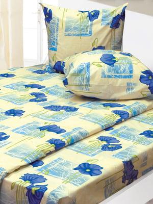 Комплект постельного белья полуторный | 4859504