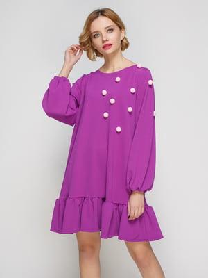 Сукня бузкова | 3182293