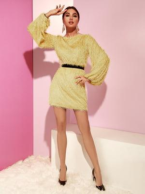 Сукня жовта | 4860167