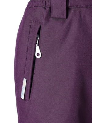 Напівкомбінезон темно-фіолетовий | 4856400